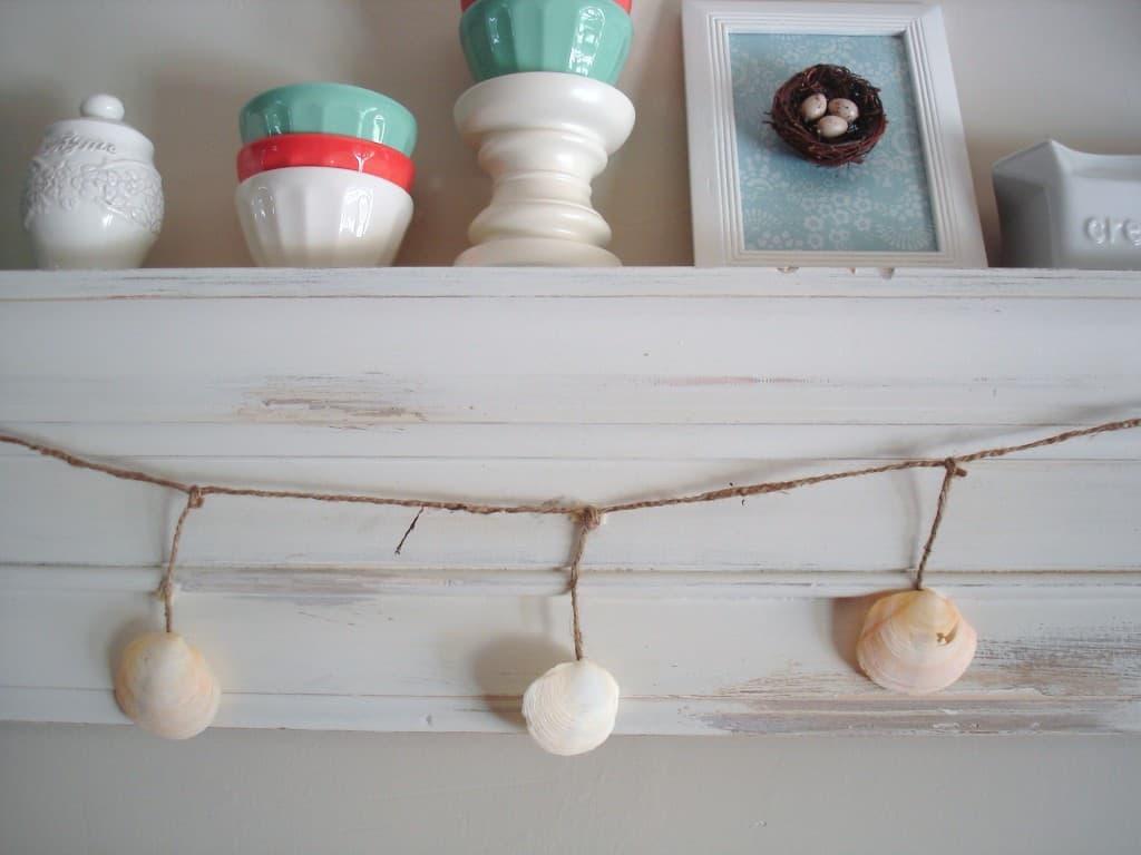 DSC03270 1024x768 pottery barn inspired shell garland (a tutorial)