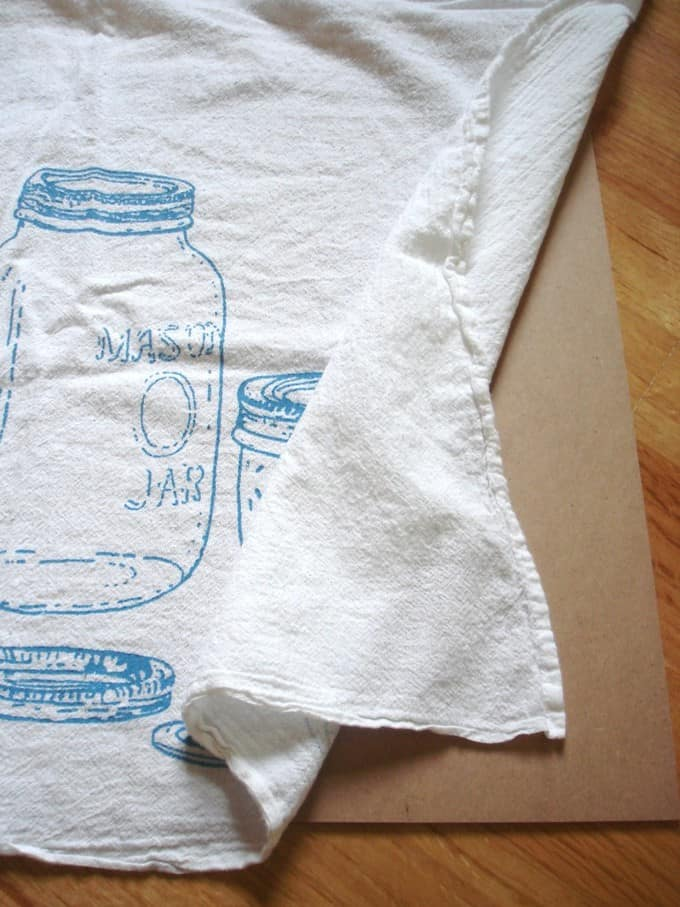 DSC03506 768x1024 how to frame dishtowels (a tutorial)
