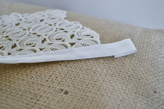 DSC 0026 lace and doily bunting {a tutorial}