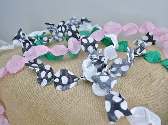 DSC 00261 crepe paper garland {a tutorial}