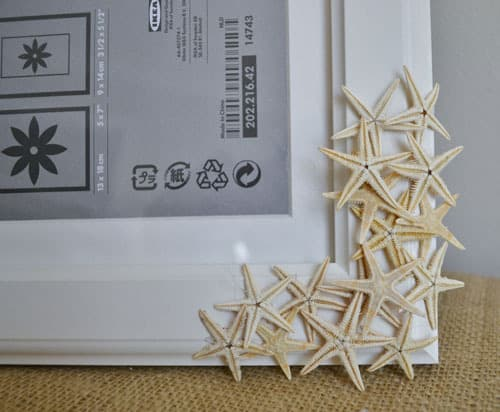 DSC 0017 2 starfish picture frame {a tutorial}