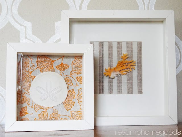 shadowboxes people i heart {revamp homegoods}