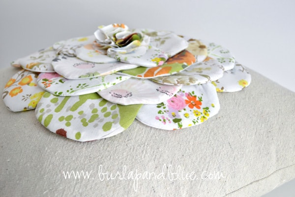 DSC 0030 copy the shabby flower pillow goes vintage {a tutorial}
