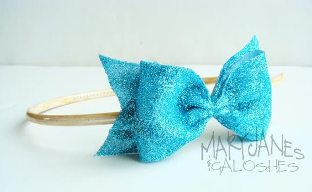 25 glitter craft ideas
