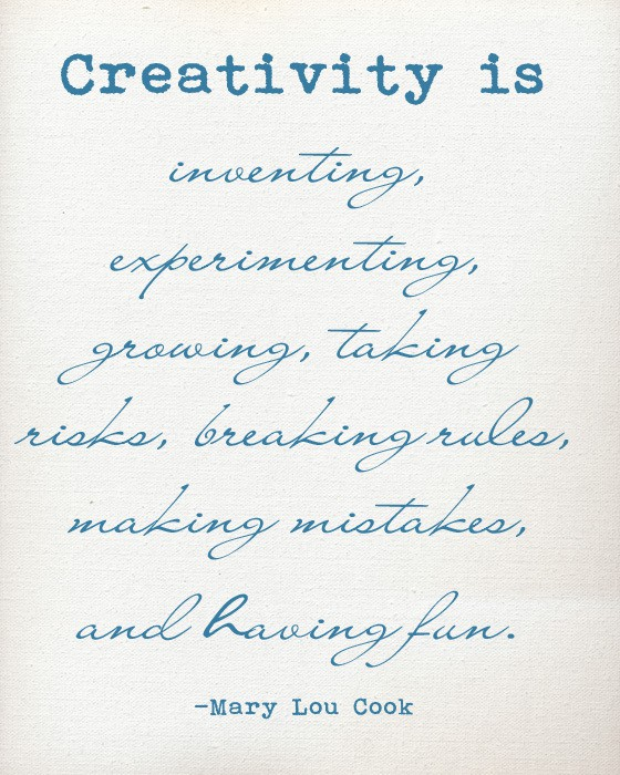 quote21 free printable friday {creativity quotes}