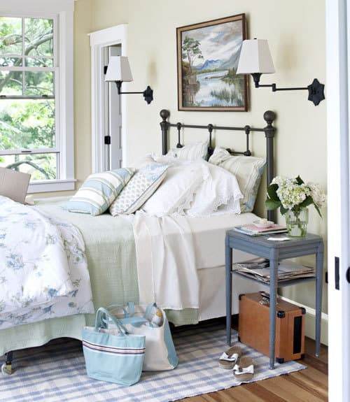 Creating A Cozy Bedroom Ideas Inspiration: Home Inspiration {cozy Family Rooms And Bedrooms}