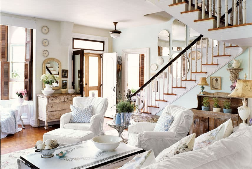 Home inspiration cozy family rooms and bedrooms burlap for A design and color salon little rock