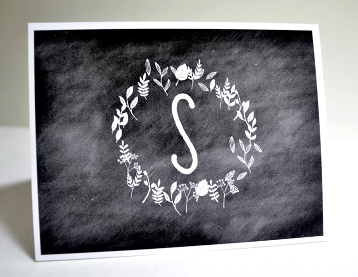 DSC 0025 new in shop {chalkboard notecards and more}