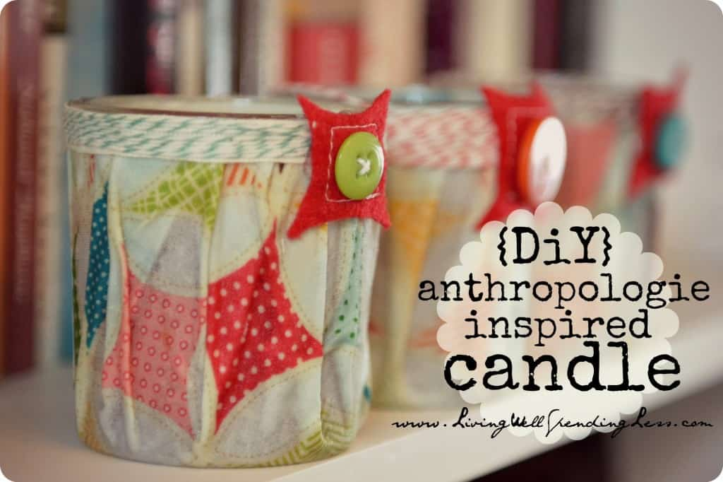 anthropologie inspired candle 02 1024x682 24 last minute christmas gifts to make