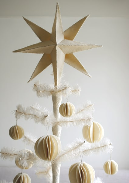 felt star and ornaments425 50 favorite christmas crafts