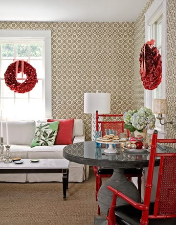 living room pattern 1209 de gorgeous christmas decor