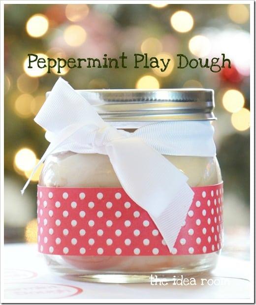 peppermint play dough 1wm thumb 50 favorite christmas crafts
