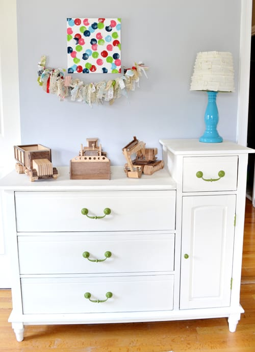 changing table1 home tour