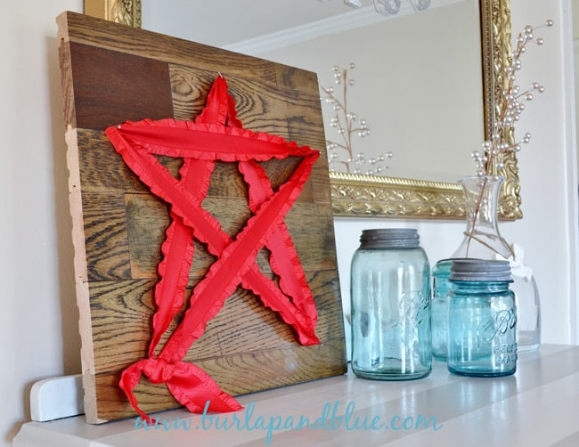 ribbon star pallet