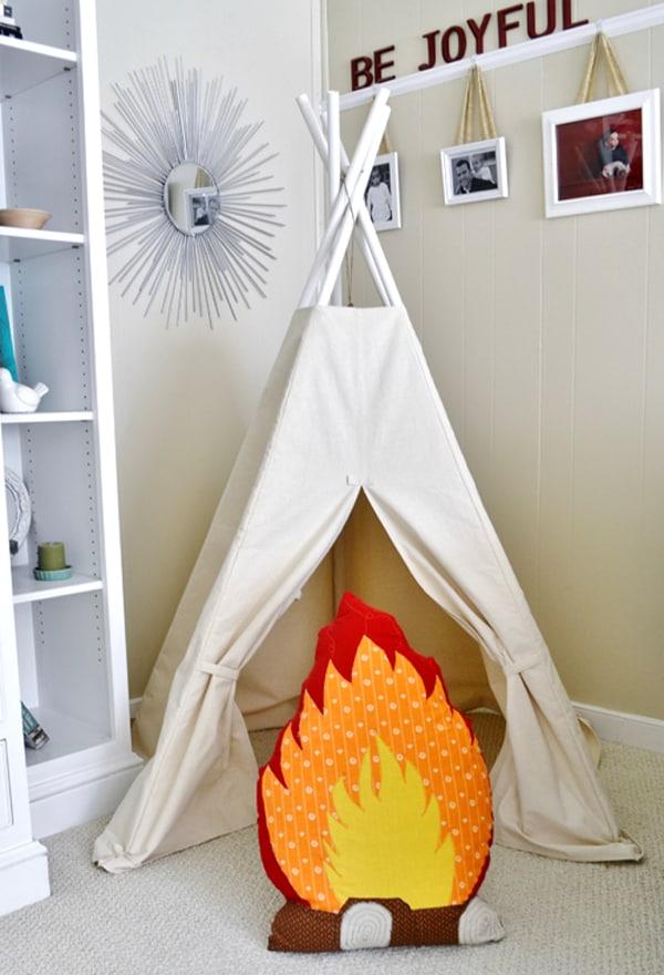 tent1 home tour