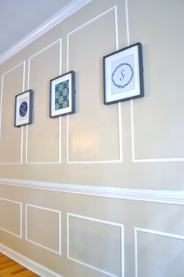 How To Add Picture Frame Molding To Your Home