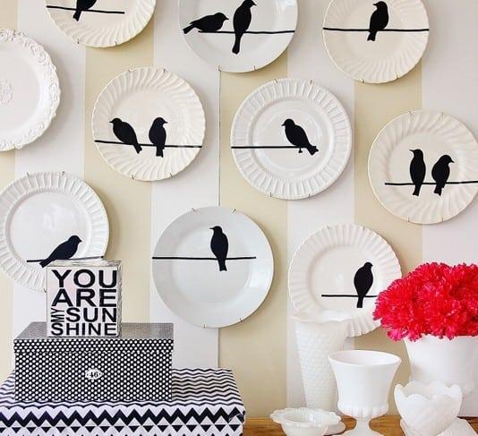 Bird-Plate-Wall-534x487