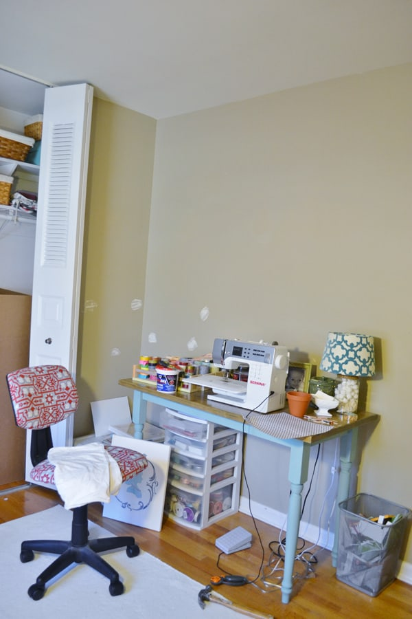 craft room before 2