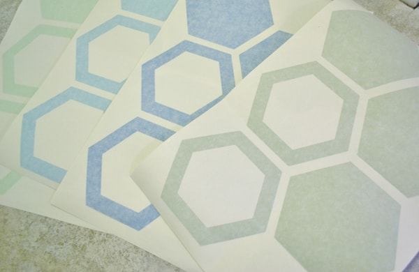 hexagon washer 1