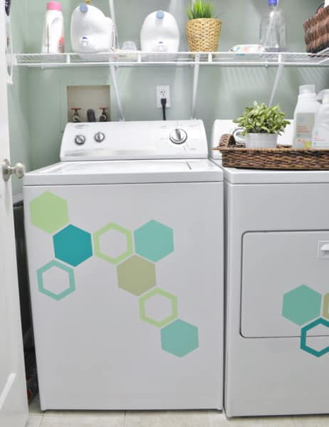 hexagon washer 6