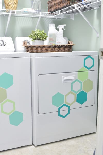 hexagon washer 7