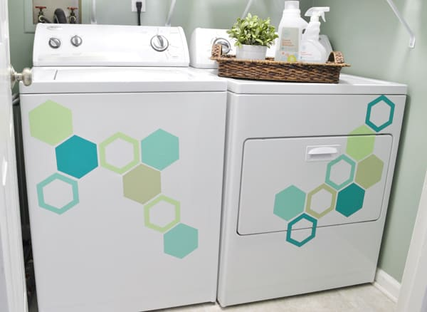 hexagon washer 8
