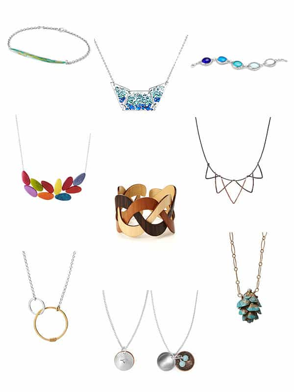 uncommon goods jewelry