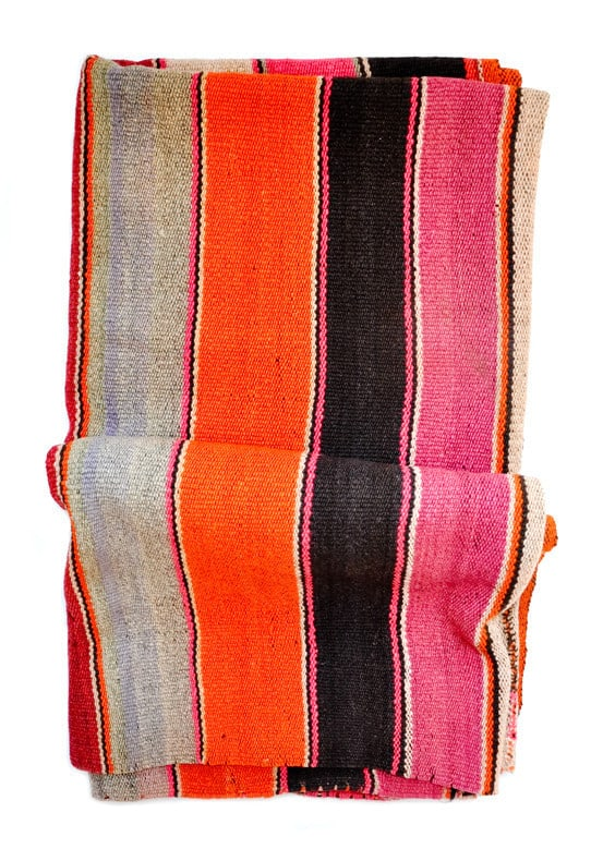 bolivian frazada multi stripe 1024x1024 on trend {ethnic and tribal prints}