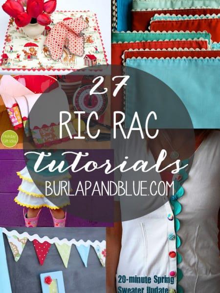 ric rac crafts