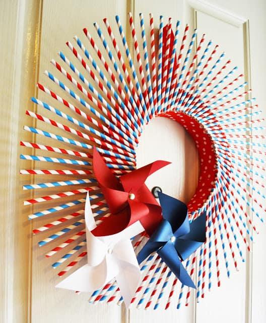 Diy Paper Straw Crafts