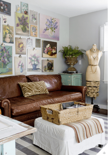 Screen Shot 2014 08 12 at 3.49.45 PM home tour {vintage chic}