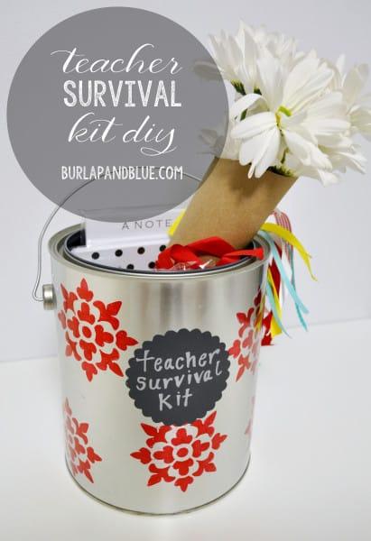 teacher survival kit diy