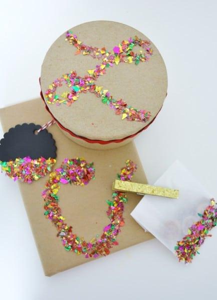 DSC 0040 2 433x600 diy confetti gift wrap {a tutorial}