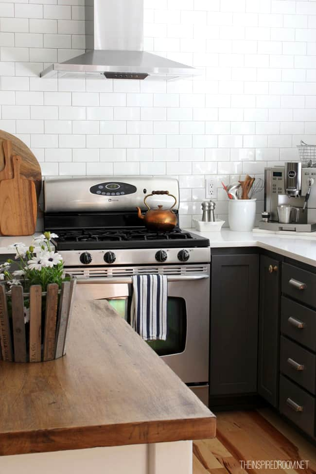 kitchen 3 home tour {the inspired room}