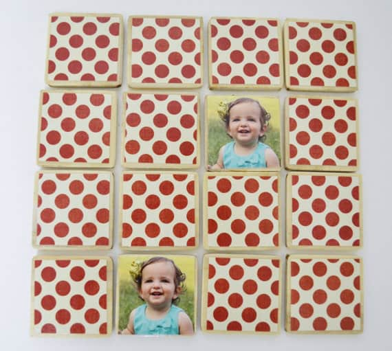 square new matching games in shop {and a sale}