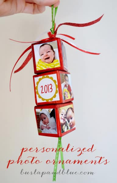 photo ornaments1 384x600 personalized photo ornaments {a tutorial}