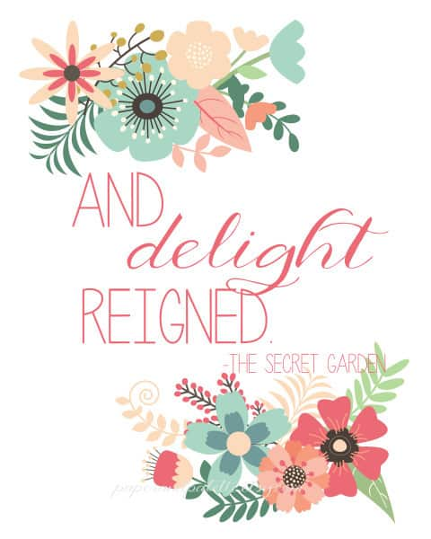 and delight reigned etsy 480x600 printables now in shop!