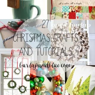 27 christmas crafts and decor ideas
