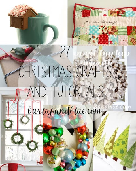 christmas craft ideas 480x600 27 christmas crafts and decor ideas