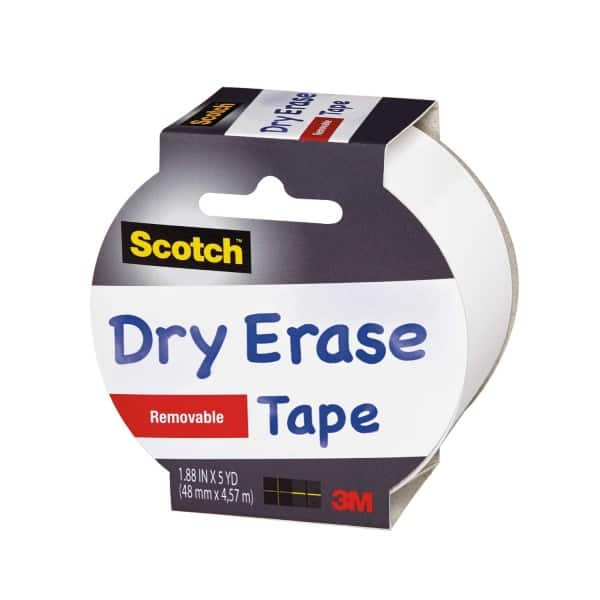 dry erase tape 600x600 best amazon deals for the cyber weekend