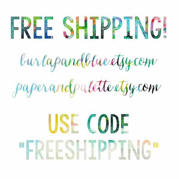 free shipping 600x600 free shipping in both shops!