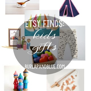 etsy finds: last minute christmas gifts for kids
