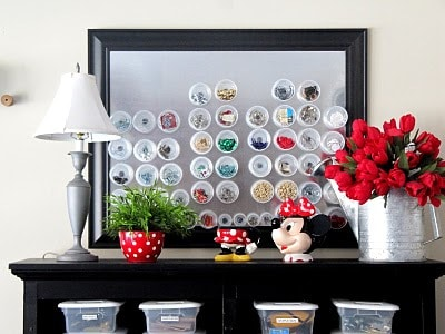 store-craft-supplies-on-magnet-board