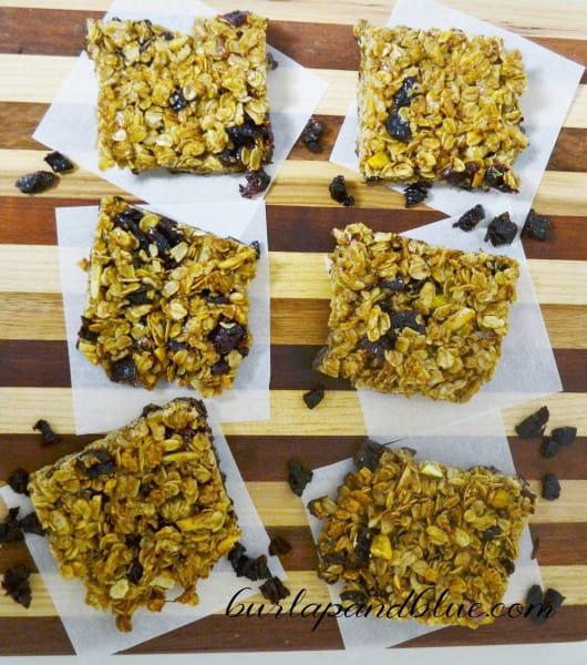 granola bar recipe 2