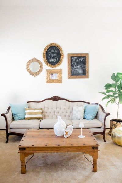 home tour 1 400x600 home tour {relaxed yet chic}