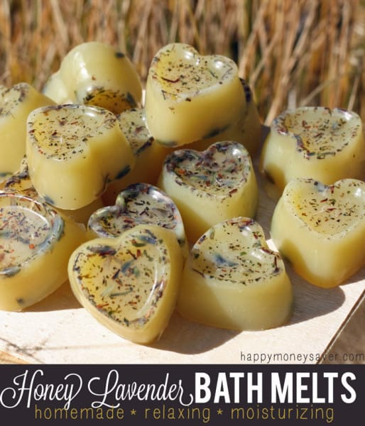 homemade bath melts 514x600 30 creative ways to use essential oils