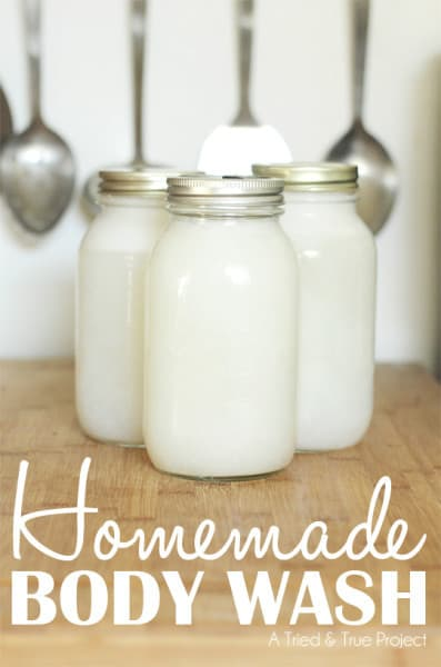 homemadebodywash03sm 397x600 30 creative ways to use essential oils