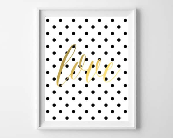 love frame 600x477 love {valentines day free printable}