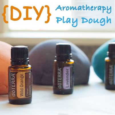 playdough 30 creative ways to use essential oils