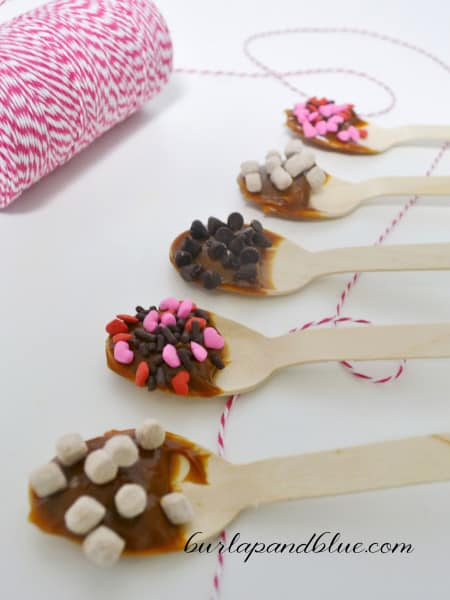 hot cocoa spoons